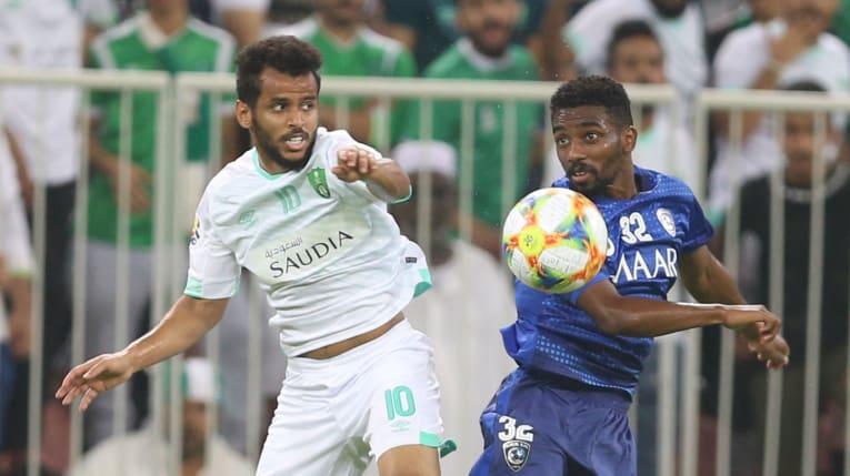 Al Ahli - Al Hilal, 2-4 ( photo afc.com)