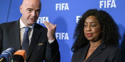 La  FIFA via Inafantino et Samoura vent debout contre la CAF
