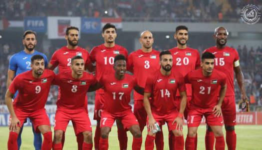 Palestine: Mondial 2022 et ACF 2023 en tête