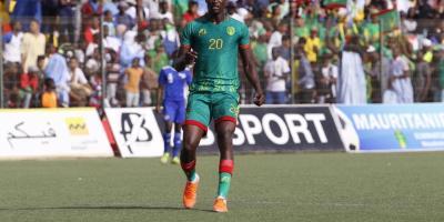 Sidi Abdoiullah Touda, double butlu face au Cap Vert , 2-1 (photo ffrm.com )
