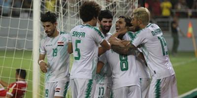 L'Irak en finale du WAFF Championship