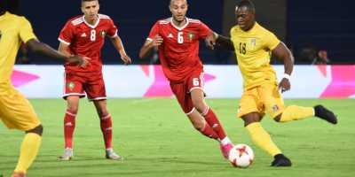 Maroc - Mali, 1-1 ( CAN U23)