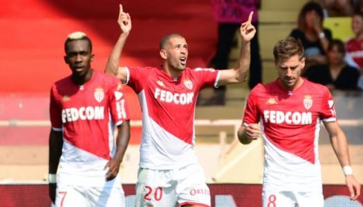 Monaco : le Show Islam Slimani