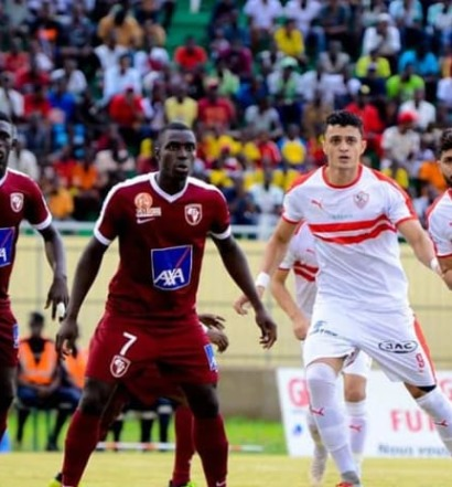 Génération Foot - Zamalek, 2-0