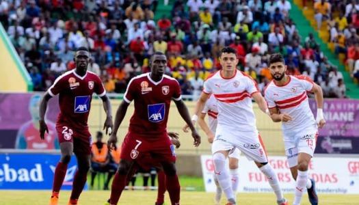 Coupes d'Afrique :des favoris au tapis !