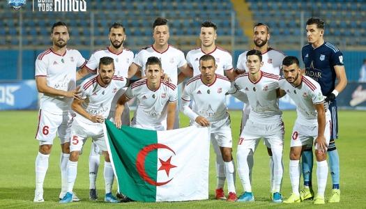 Coupes d'Afrique :JS Kabylie  et Belouizdad ont assuré