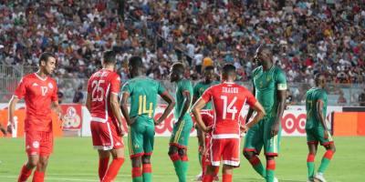 Tunisie - Mauritanie, 1-0 ( photo ffrim.com)