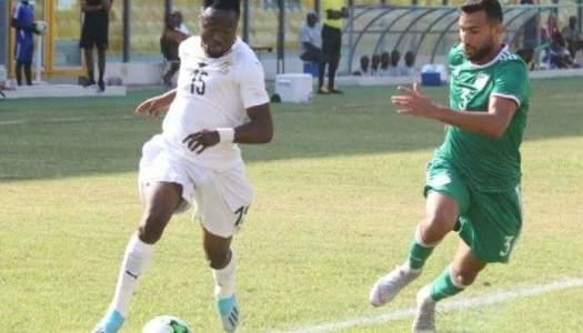 CAN U23 :La belle affaire de l'Algérie à Accra