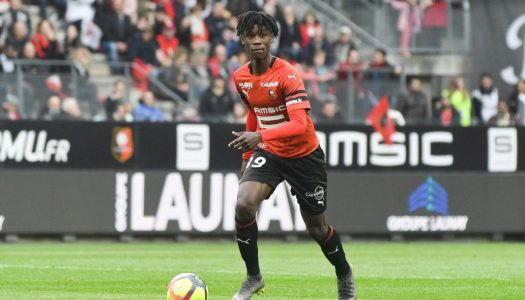 Rennes :  Ben Arfa  grand fan de Camavinga