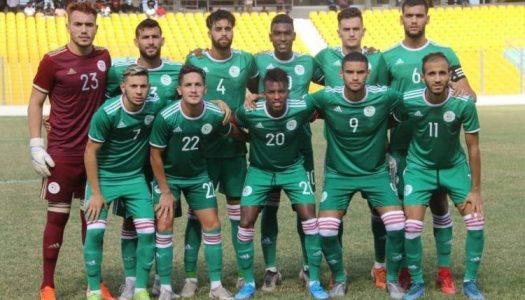 Algérie U23 : les regrets de Luc Batelli