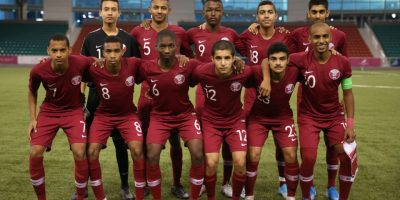 Qatar U16 (photo qfa.qa)