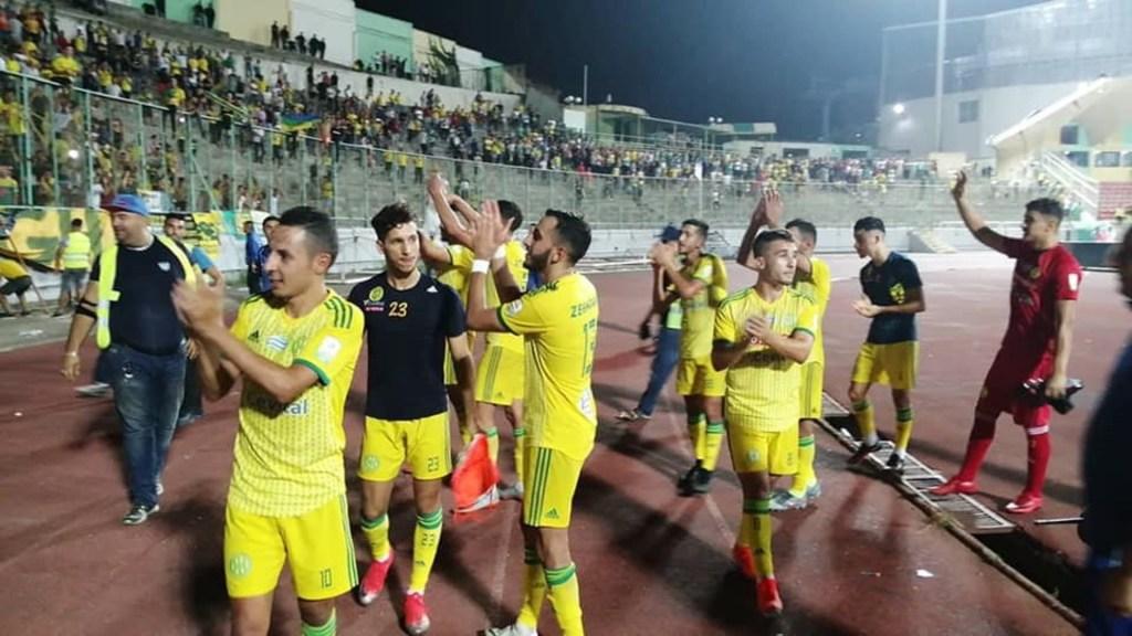 La JS Kabylie  veut renouer avec la gloire continentale