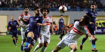 Zamalek  - Pyramids FC