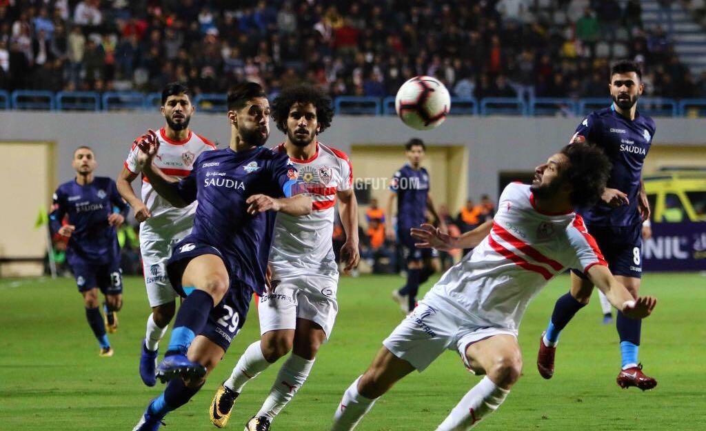 Battus en finale de la Coupe d'Egypte , le Pyramids FC  tentera de se reprendre face au Paradou AC en Coupe d'Afrique