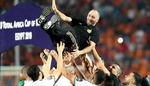 The Best  (FIFA) : Belmadi dans le sillage des plus grands