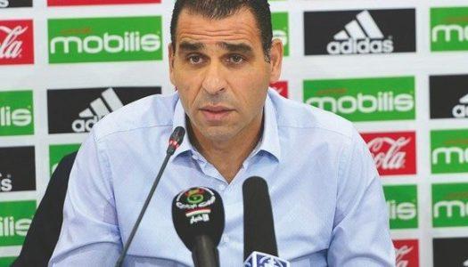 Algérie (FAF) : Zetchi souhaite aller au bout de la saison