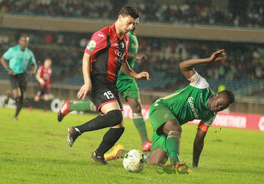 USM Alger facile faca à Gor Maria (4-1, 2-0)