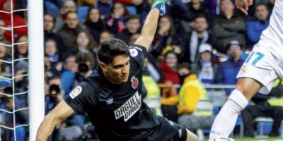Yassine Bounou, FC Girona