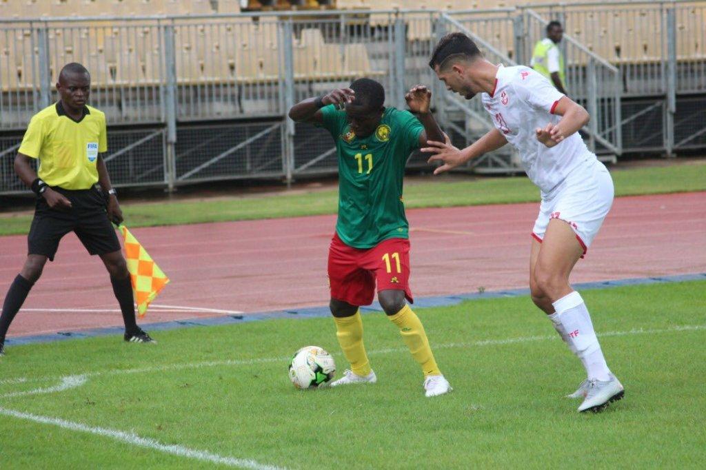 Battue deux fois par le Cameroun (0-1, 1-2), la Tunisie est éliminée de la CAN U23