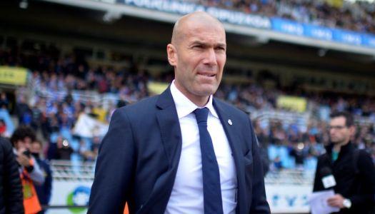 Real:  Zidane n'aime pas le huis clos, mais…