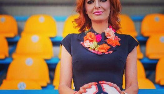 Agent Liubliana Nedelcu : «le football, c'est ma  vie !»