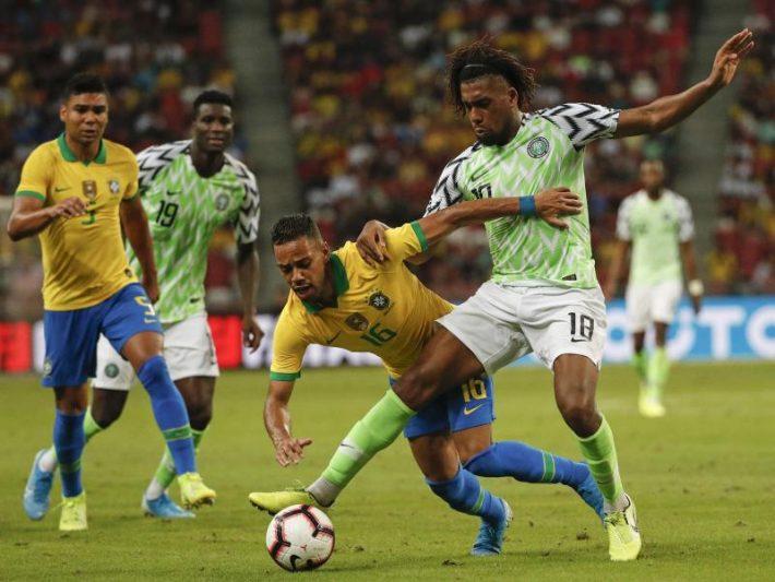 Brésil - Nigeria  (1-1)
