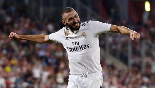 Weekend Story (124) : Karim Benzema impéReal