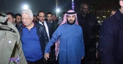 La proximité avec Turki Al Sheikh a sans doute joué dans la décision de Mortada Mansour