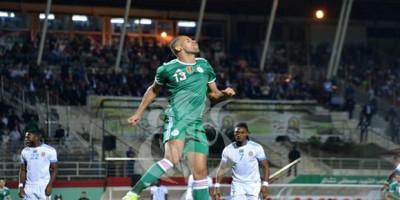 Algérie - RD Congo (1-1)