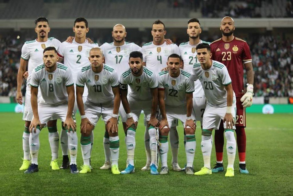 Algérie  (2019)