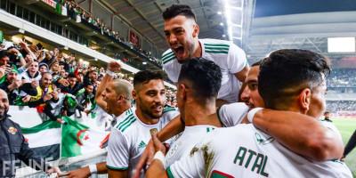 Algérie - Colombie