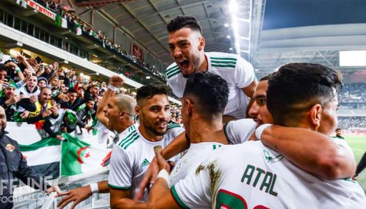 CAN 2021 : l'Algérie défend déjà son titre