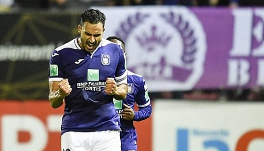 Anderlecht : l'indispensable Nacer Chadli