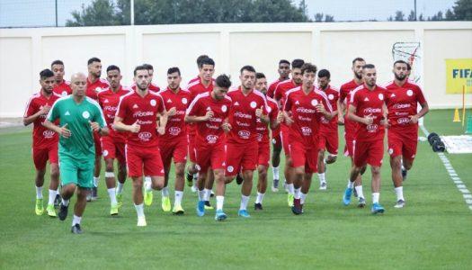 CHAN 2020: Les 23 Fennecs contre le Maroc