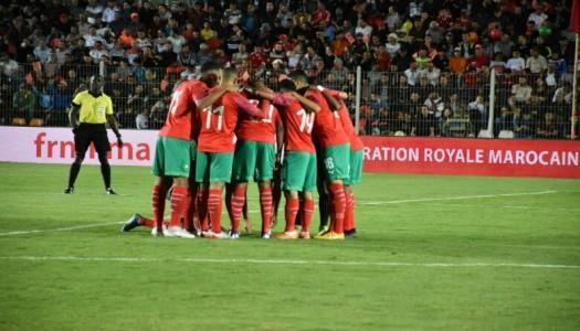 CHAN 2020: Le Maroc étrille l'Algérie et passe