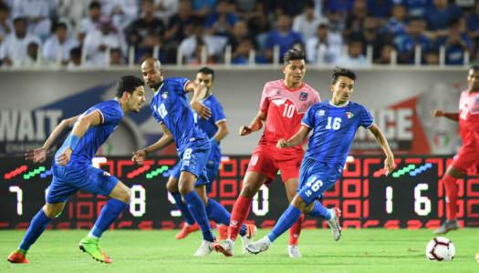 Mondial 2022: les 24  Koweïtiens contre la Jordanie