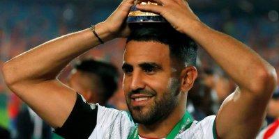 Riyad Mahrez, star de la CAN 2021