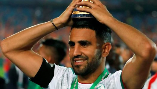 CAN 2019: Mahrez raconte son but  génial en demi-finale