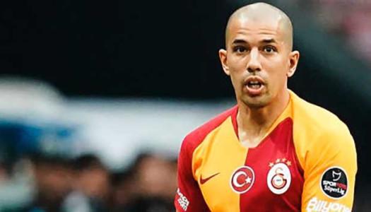 Galatasaray : Feghouli au bon souvenir du Real