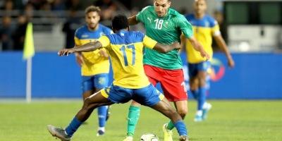 Maroc - Gabon, 2-3
