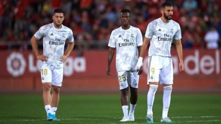 Real Madrid :le doute s'est-il installé ?