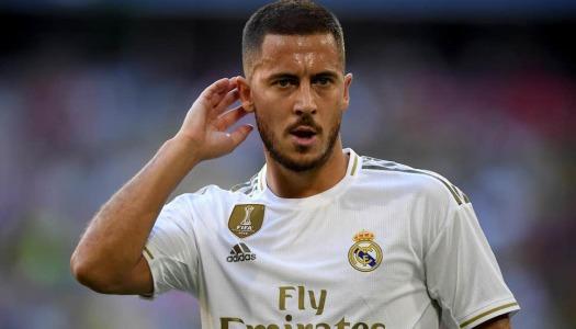 Real Madrid : Hazard est bien loin du compte