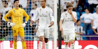 Real Madrid - FC Bruges, 2-2