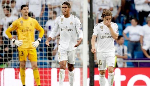 Real Madrid : Zidane sur le fil du rasoir