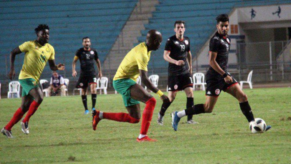 Tunisie - Cameroun 0-0 à  Radès