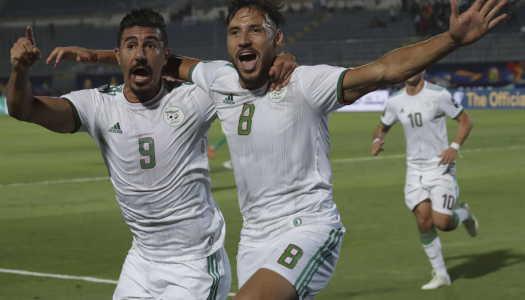 CAN 2021: L'Algérie régale sous la pluie