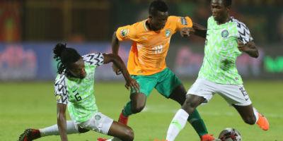 La côte d'Ivoire tombe le Nigeria (1-0)