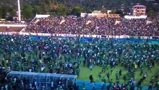 Comores- Egypte (0-0)  :  Moroni en folie