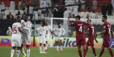 Quand le Qatar marchait sur les Emirats en Coupe d'Asie des nations ' janvier 2019, photo afc.com)