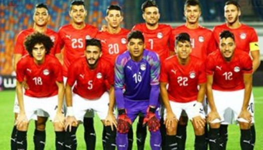 CAN U23 : Carton plein pour les Pharaons